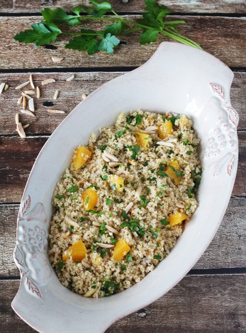 Citrus Couscous Salad