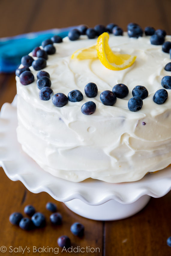 Deliciously-sweet-and-light-Lemon-Blueberry-Layer-Cake.-Tangy-cream-cheese-frosting-gives-each-bite-a-sweet-touch_
