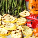 Balsamic Marinated Grilled Vegetables