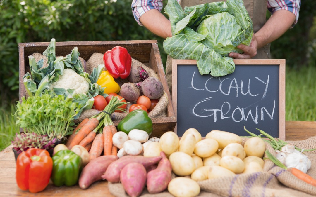 5 Farmers Market Recipes for Your Fresh Summer Produce