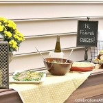 Casual Summer Entertaining Recipes and Ideas
